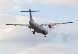 ATR 72-600 SAS operated by Jettime MSN 1110