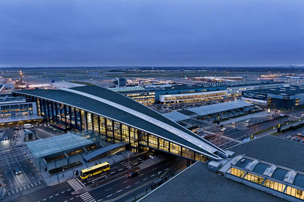 Passagertal stiger i Københavns Lufthavn