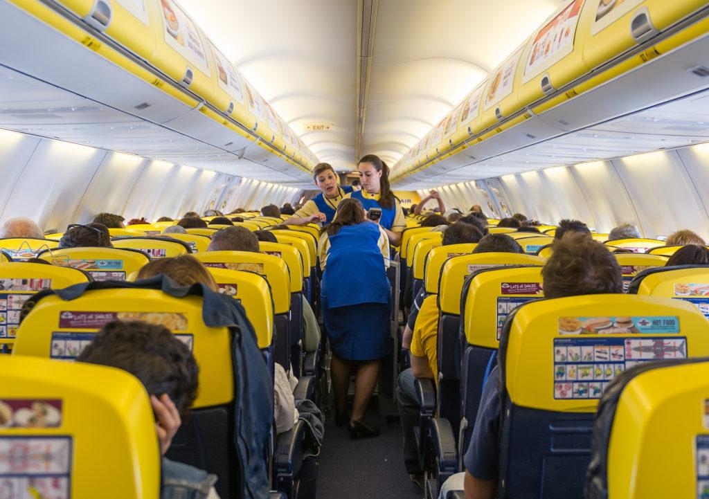 Kabineansatte truer Ryanair med stor sommer-strejke