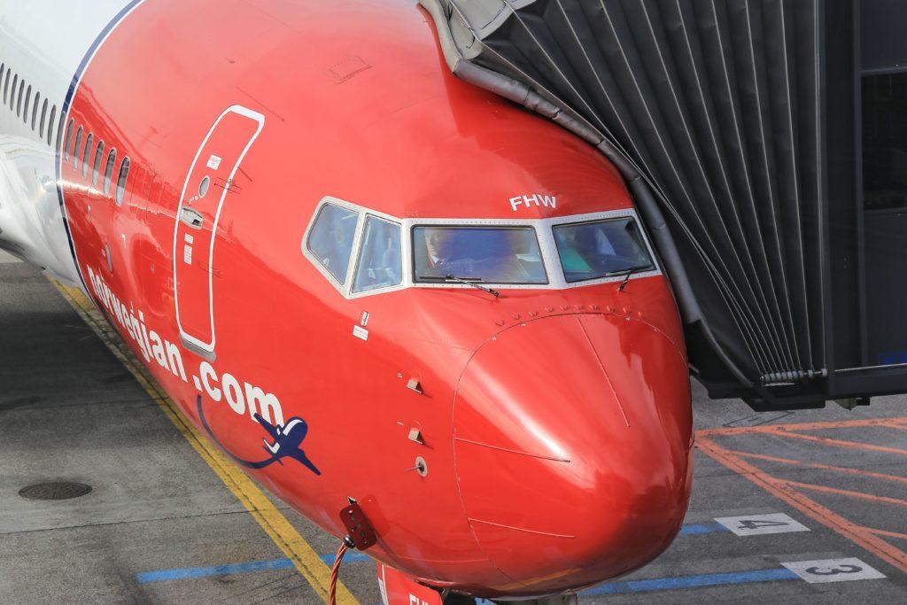 Norwegian indgår længe ventet pilot-overenskomst