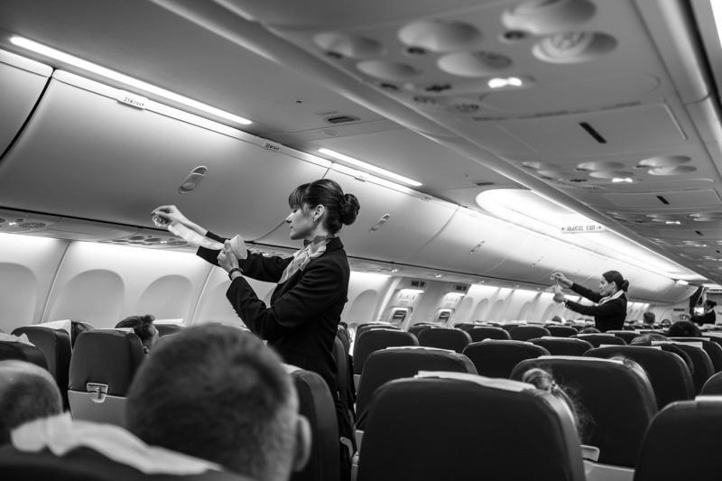 Nationalt flyselskab til ansatte: Slank jer eller bliv på jorden