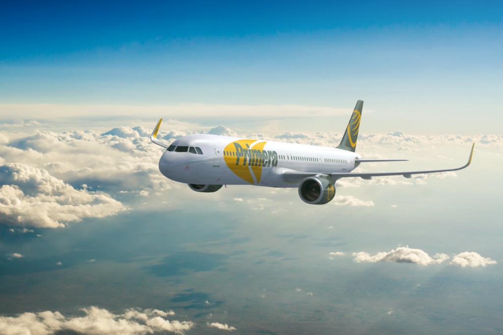 Primera åbner base i Malaga med flyvninger til Danmark