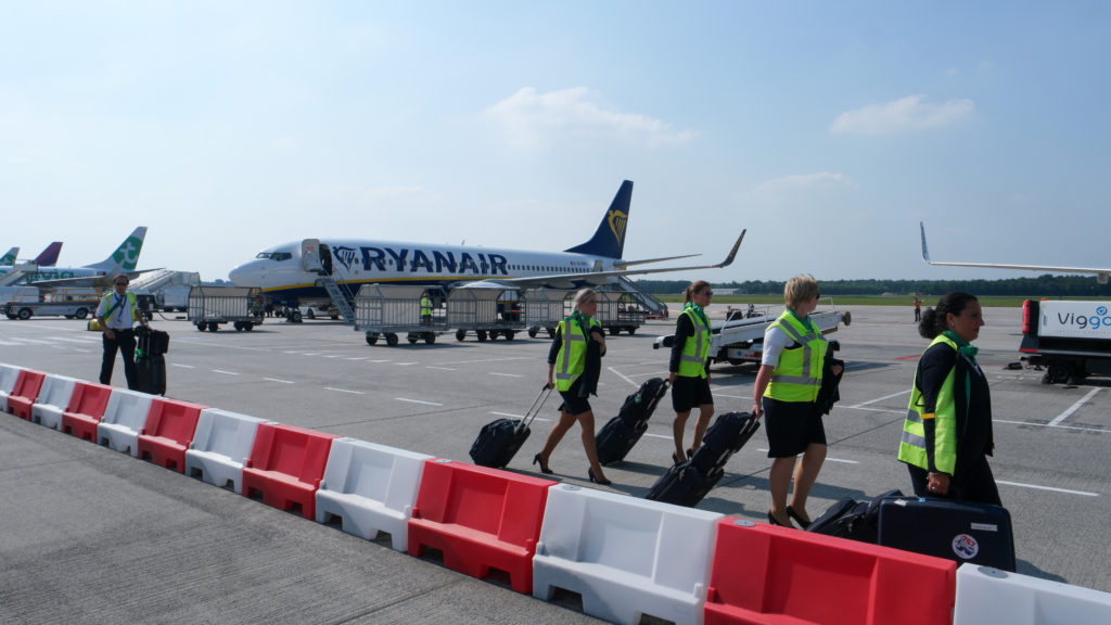 Spanske piloter mister tålmodigheden med Ryanair