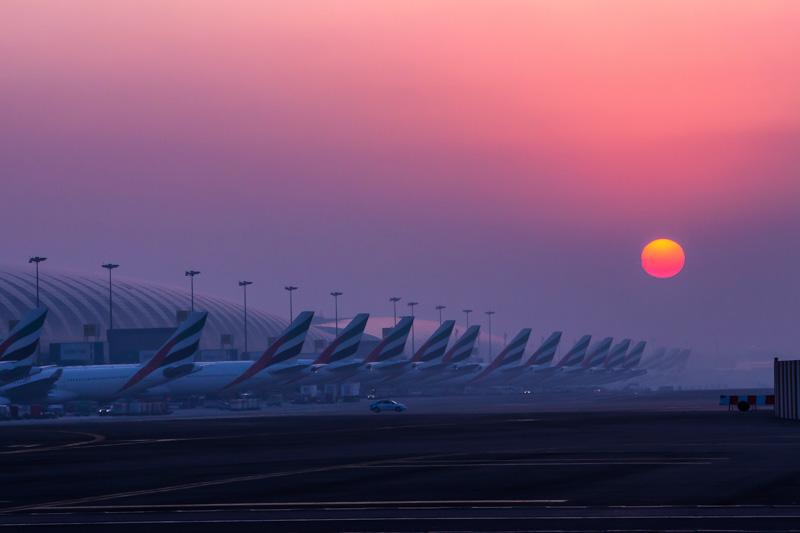 Pilotmangel tvinger Emirates til at sætte fly på jorden