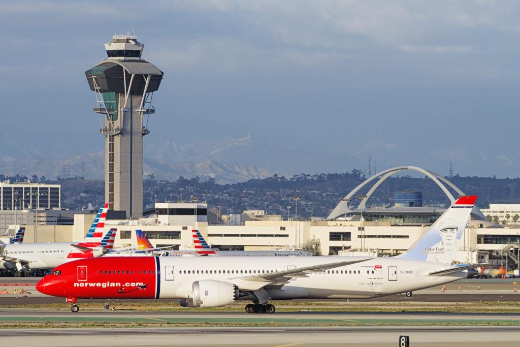 Irsk Norwegian-datter vinder appelsag om USA-flyvninger