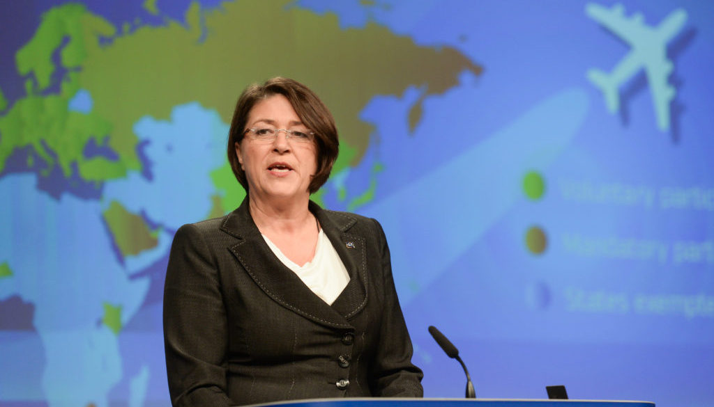 Statement by Violeta Bulc, Member of the EC, on the outcome of the ICAO talks to tackle aviation emissions
