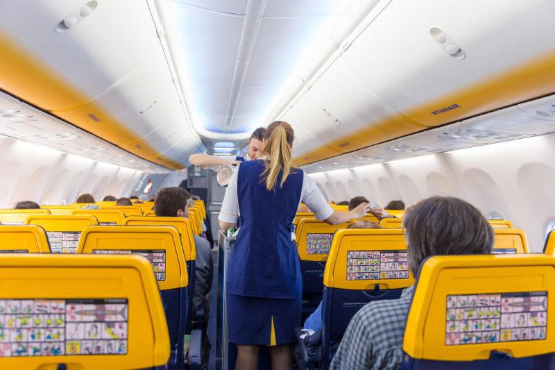 Kabineansatte opnår første underskift på aftale med Ryanair