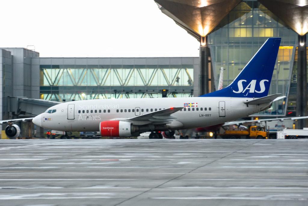 SAS har aflyst mere end 3000 flyvninger i første halvår