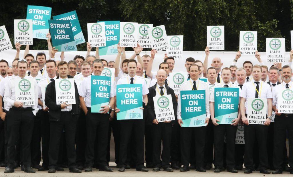 Overblik – oprør i Ryanair: Her vil de ansatte gå i strejke - få et overblik på luftfart.nu