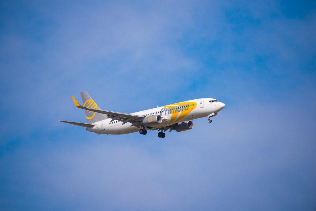 Primera hyrer underbetalte rumænere til danske flyvninger