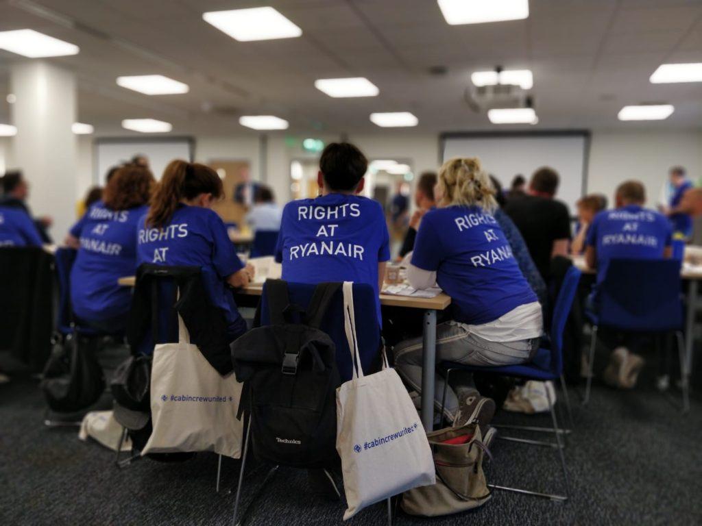 Ryanair obstruerer nystartet polsk fagforening