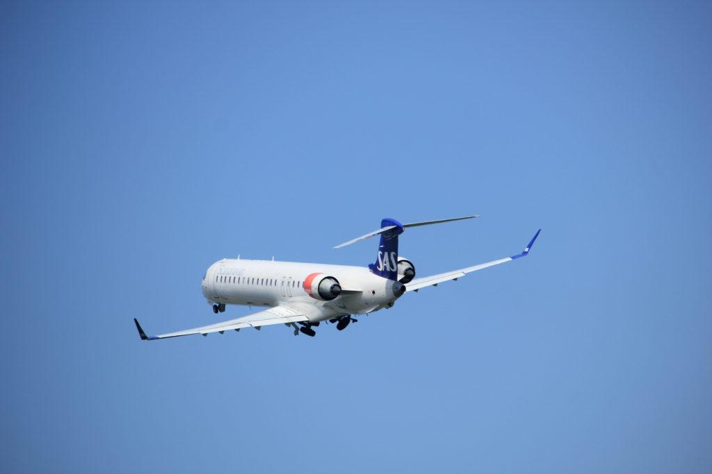 SAS-leverandører stormer frem: I dag er hvert fjerde fly udliciteret