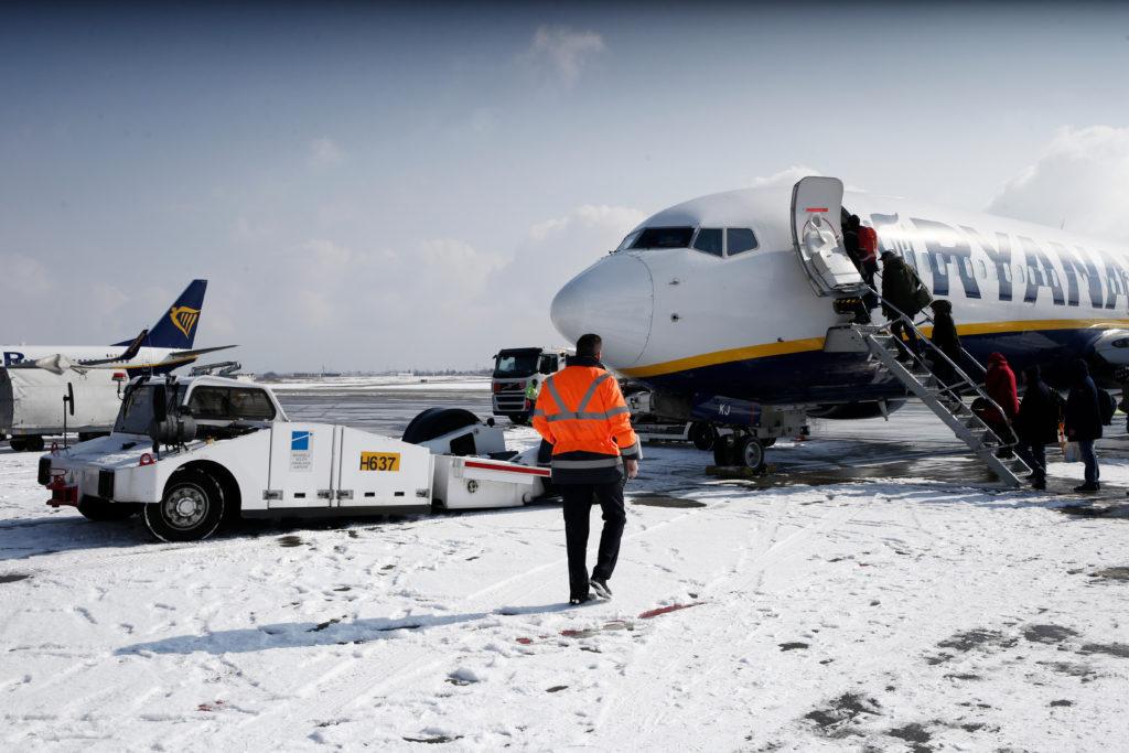Julestrejker truer Ryanair trods ny aftale om våbenhvile