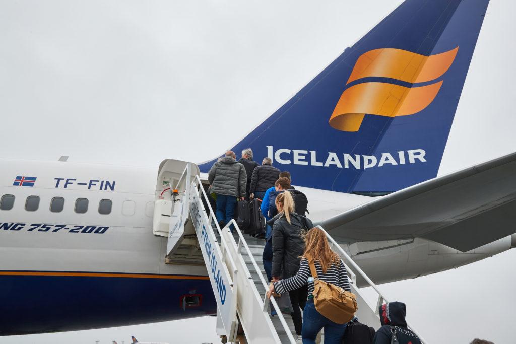 Icelandair misser lånefrist og håber på henstand