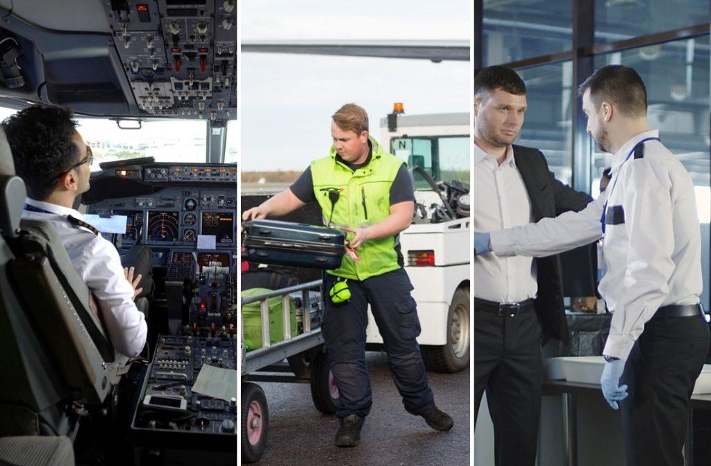 Fly- og lufthavnsansatte oplever øget pres på arbejdsmiljøet