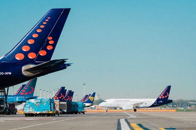 Brussels Airlines udfaser CityJet-fly