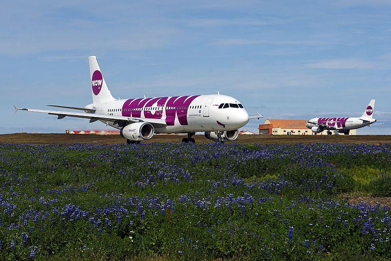 WOW air bliver en del af Icelandair Group