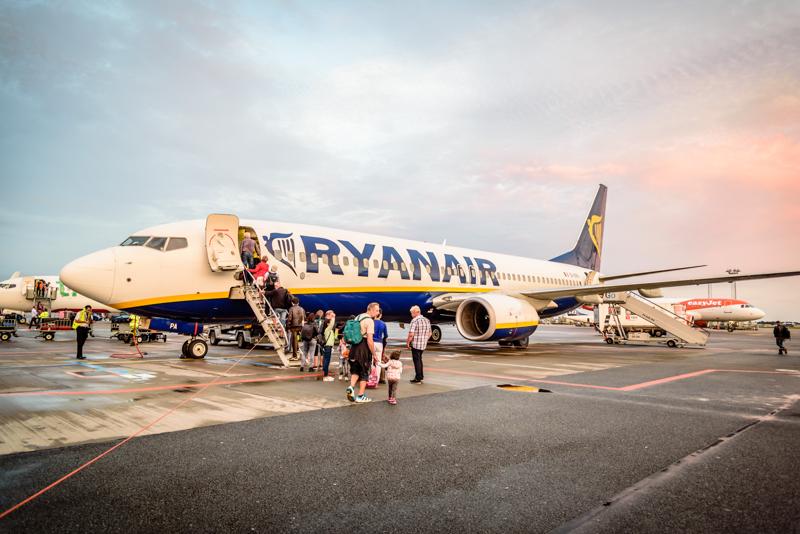 Ryanair scorer millioner i rabat fra Københavns Lufthavn