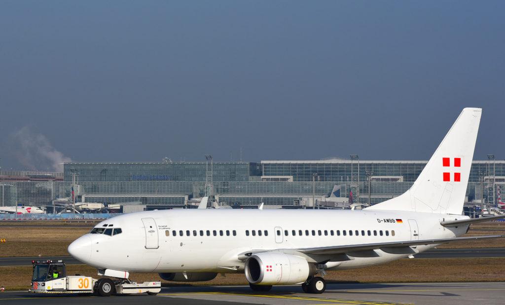 Luksuriøst schweizisk luftfartsselskab erklærer sig konkurs