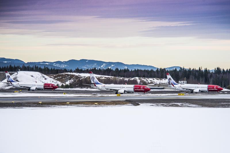 Norwegian henter tre milliarder i ny aktieemission