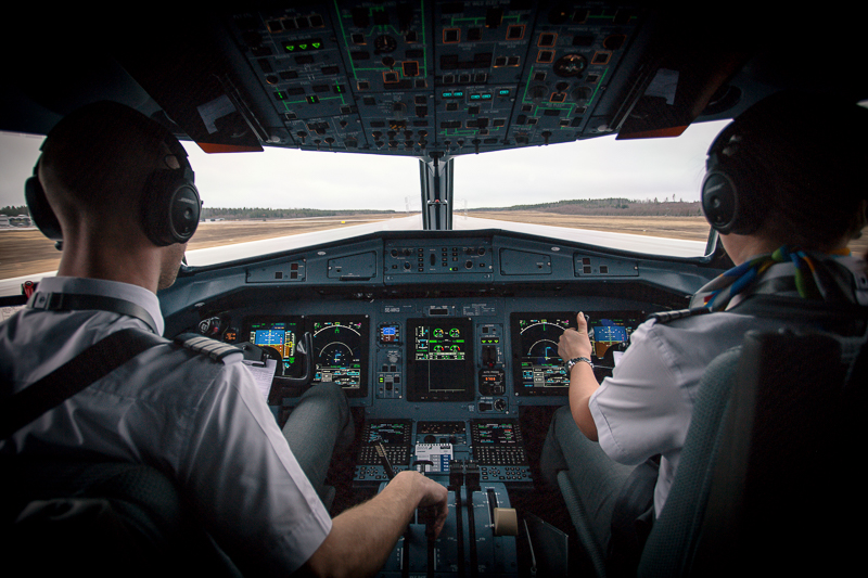 Ny aftale i Nordica beskytter danske fly-jobs mod social dumping