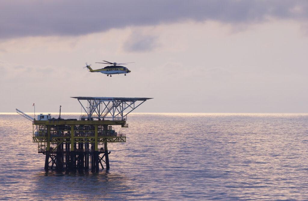 Fagforening kræver undersøgelse af helikopter-sikkerhed på Nordsøen