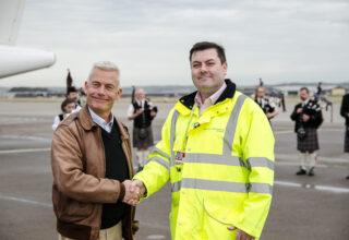 DAT-direktør om konkurrence på Nordsø-rute: »Vi flyver billigst«