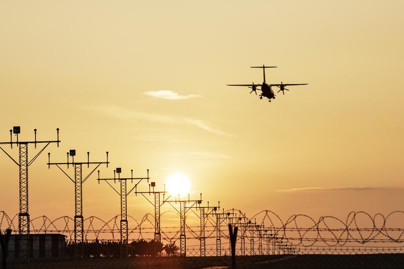 En ubekvem udvikling blomstrer i europæisk luftfart