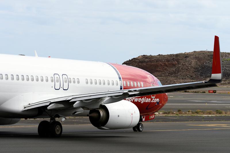 Norwegian-piloter i Spanien truer med strejke mod baselukning