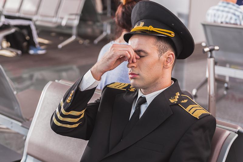 Danske piloter og kabineansatte knokler sig trætte på jobbet: Voldsom stigning i indrapporteringer