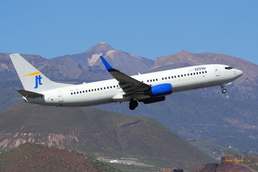 Jet Time indgår kontrakt om hollandske lavprisflyvninger