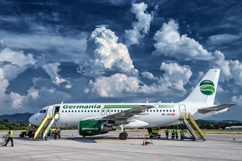 Germania går konkurs: 1200 fly-ansatte står til at miste jobbet
