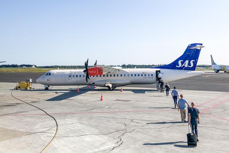God præstation på dansk base sikrer Nordica flere SAS-fly