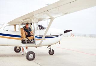 Trafikstyrelsen sender piloter til udlandet efter krav om nyt helbredstjek