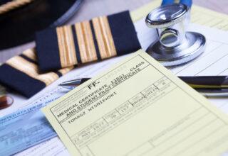 Trafikstyrelsen halverer antallet af piloter indkaldt til ny helbredsundersøgelse