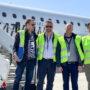 Erfarne piloter og kabineansatte har spillet aktiv rolle i at hjælpe nyt dansk flyselskab på vingerne