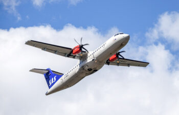 Estiske Regional Jet ekspanderer SAS-flåden: Gode resultater i Danmark sikrer ny kontrakt i Sverige