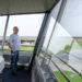 Søren har guidet flytrafikken sikkert til og fra Nordsøen i mere end 40 år