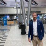 Venstres formand vil støtte bredden i dansk luftfart