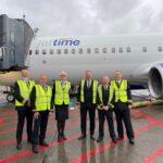 Jettime ansætter 48 konkursramte piloter og sender de første charterfly af sted
